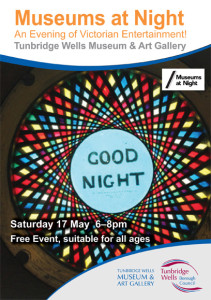 Events Flyer - Museums at Night.indd