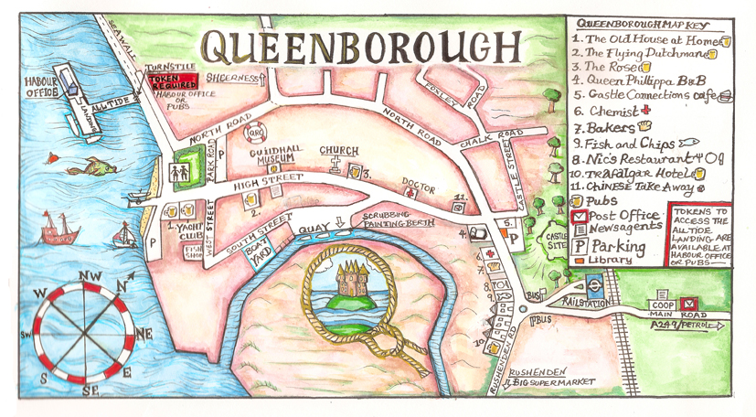 Queenborough mapSMALL